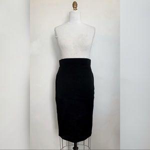 Dresses & Skirts - NEW Classic Black Bodycon Pencil Skirt